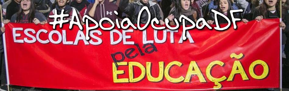 Rede de Apoio aos estudantes em luta