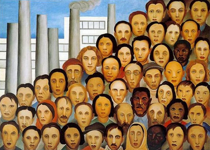 Arte povo trabalhador