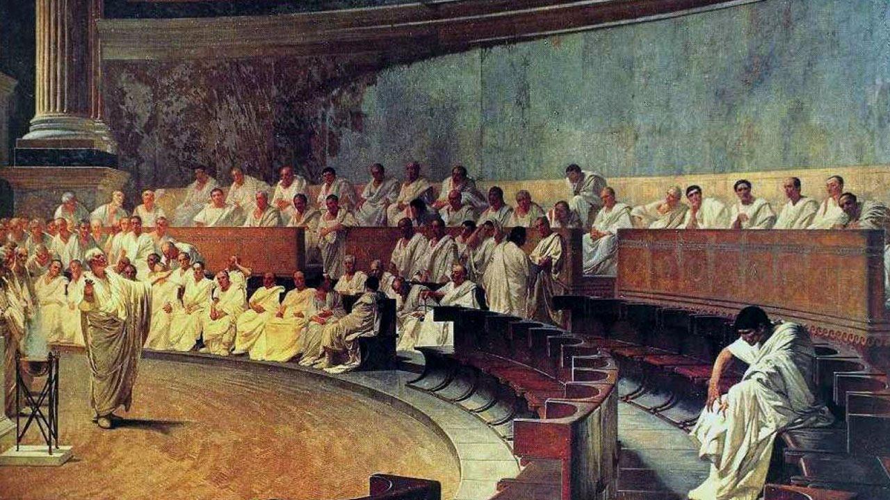 Julgamento de catilina