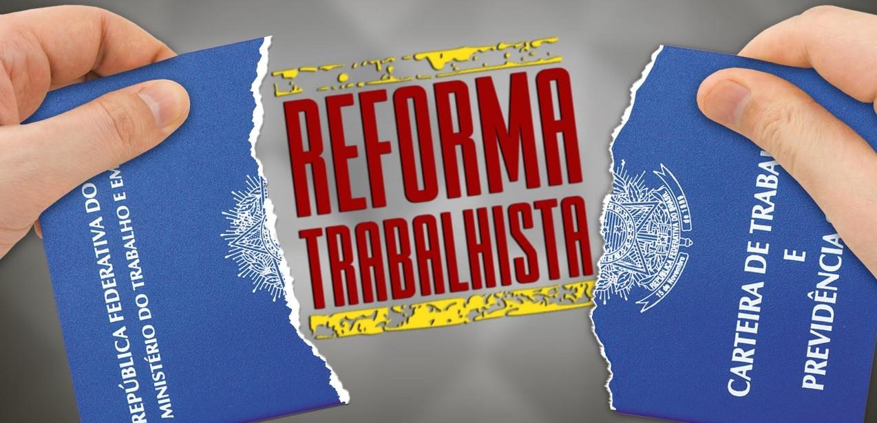 Reforma trabalhista 2