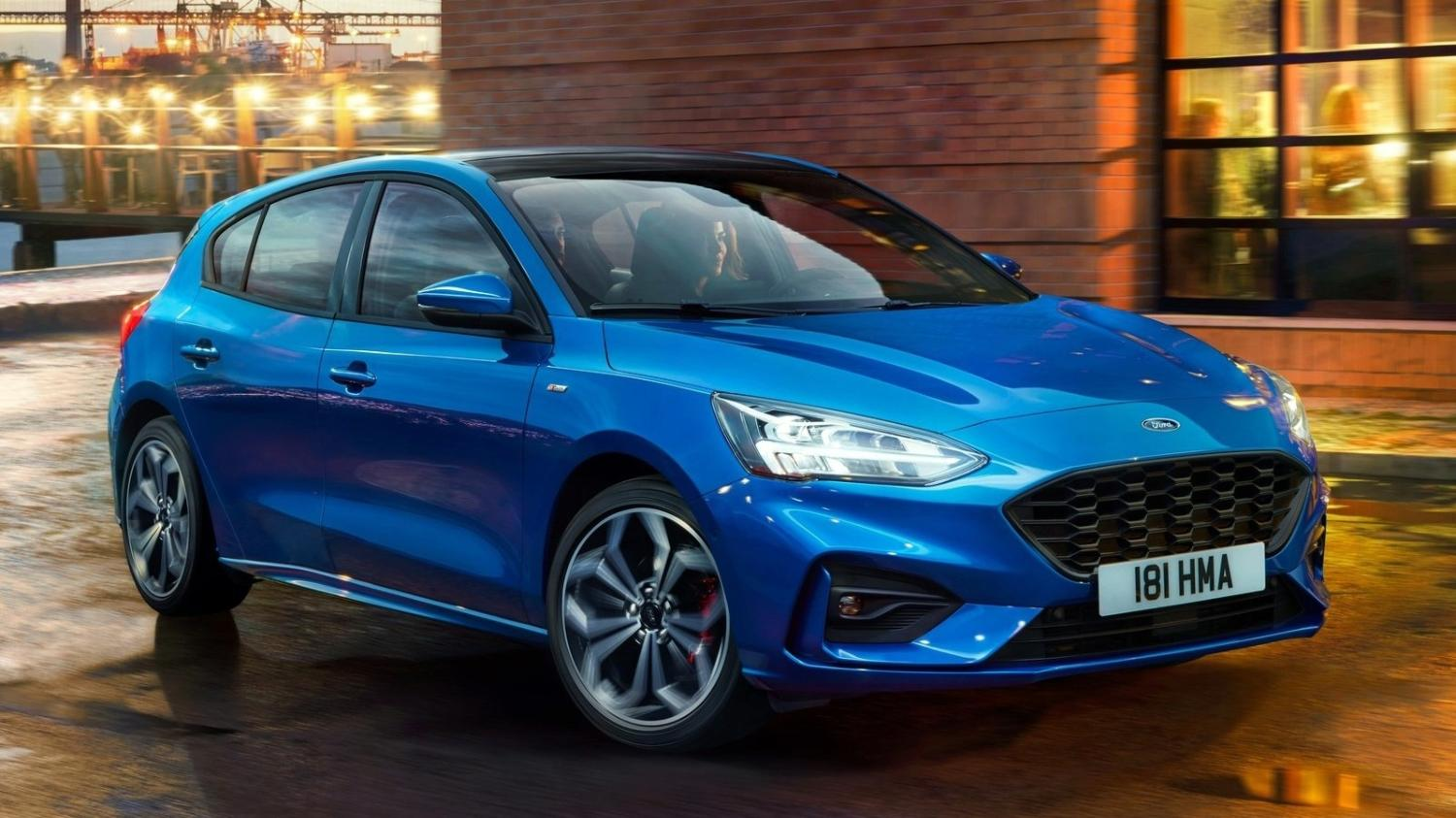 Ford focus st 2019 hatch