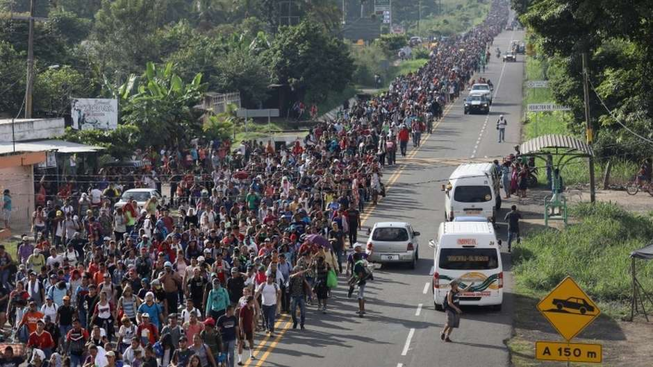 Caravana honduras126686